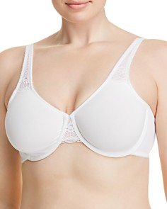 Wacoal - Soft Embrace Full-Figure Unlined Underwire Bra