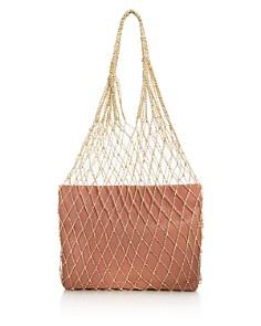 Loeffler Randall - Adrienne Net Shoulder Bag