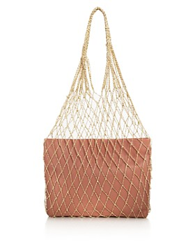 Loeffler Randall - Adrienne Net Shoulder Bag