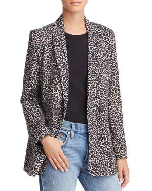 Madeleine Leopard Blazer