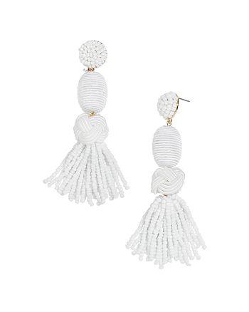 BAUBLEBAR - Sandriana Tassel Drop Earrings