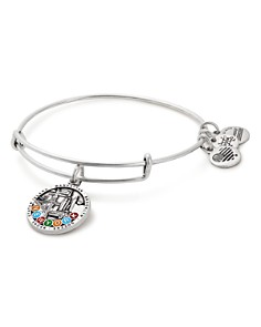 Alex and Ani - New York Motif Expandable Bracelet