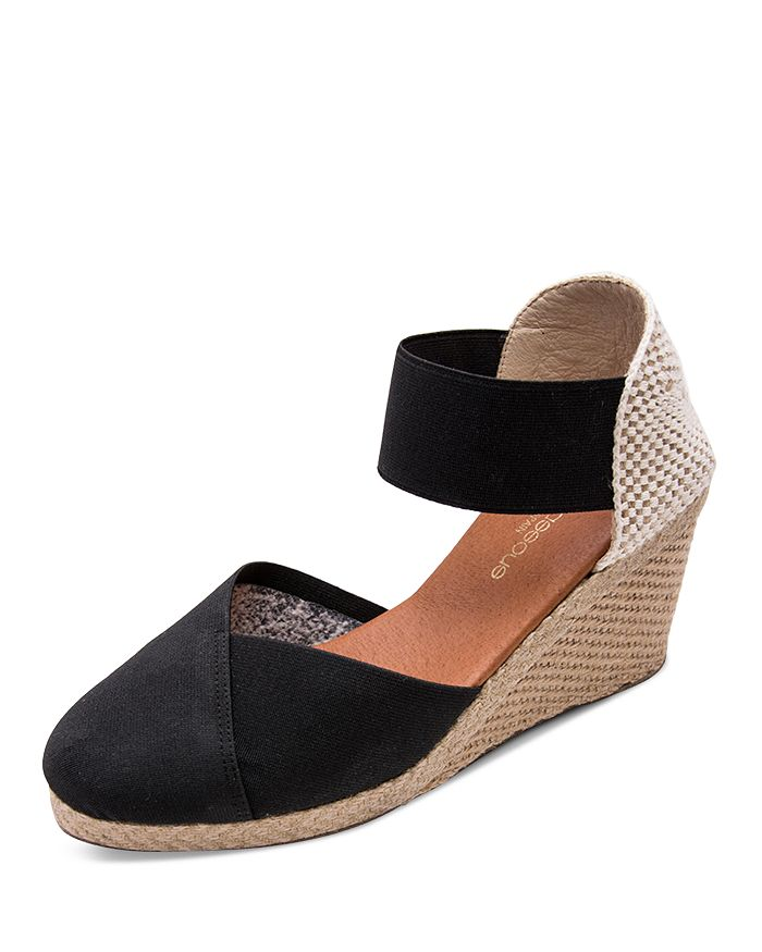 Andre Assous - Women's Anouka Mid Wedge Espadrilles