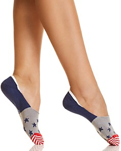 Happy Socks Americana Liner Socks - Bloomingdale's_0