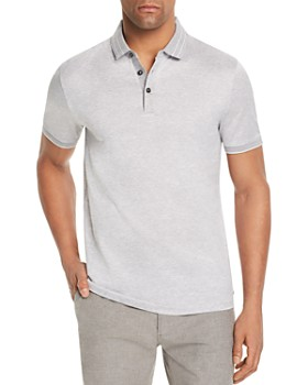 BOSS - Prout Grid Polo Shirt