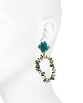 Alexis Bittar - Large Clip-On Earrings