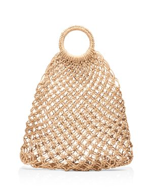 Elizabeth and James Alfonso Straw Tote 2986909