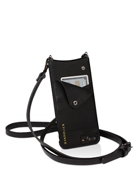 Bandolier - Emma Leather iPhone Crossbody