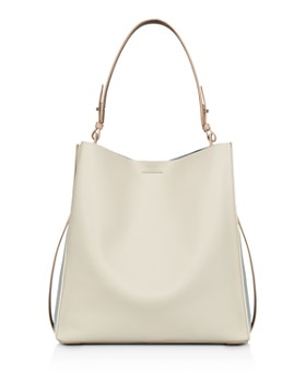 ALLSAINTS - Paradise North/South Leather Shoulder Bag