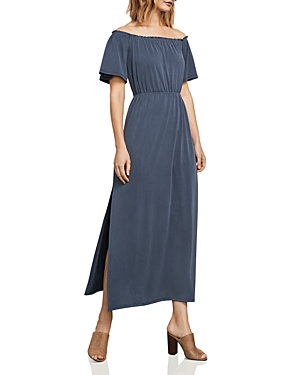 Bcbgmaxazria Charnet Off-the-Shoulder Maxi Dress