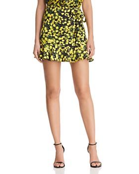 Parker - Lieanna Lemon Mini Skirt - 100% Exclusive