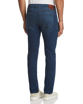 PAIGE - Lennox Skinny Fit Jeans in Crowe