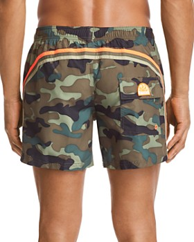SUNDEK - Camouflage Swim Trunks