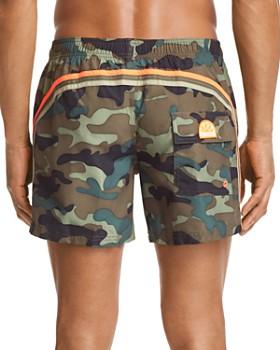 SUNDEK - Camouflage Swim Trunks