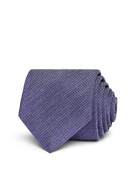 John Varvatos Star USA - Textured Solid Classic Tie