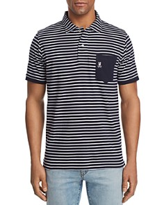 Psycho Bunny Striped Pocket Polo Shirt - 100% Exclusive - Bloomingdale's_0