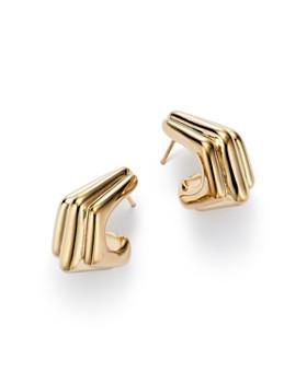 Bloomingdale's - Triple J Hoop Earrings in 14K Yellow Gold - 100% Exclusive