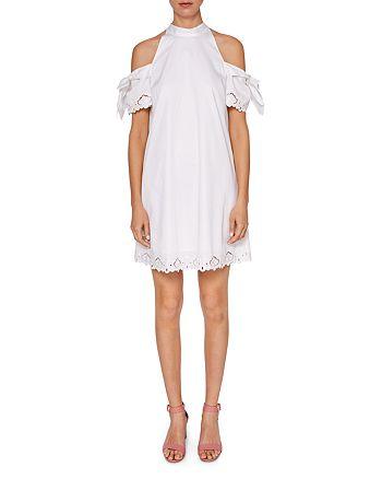 Ted Baker - Cottoned On Semarra Cold-Shoulder Dress