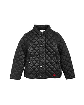 Burberry - Boys' Lyle Quilted Jacket - Little Kid, Big Kid