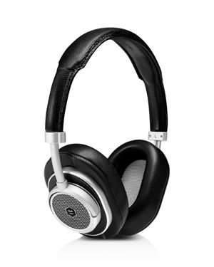Mw50 On-Plus-Over Ear Wireless Headphones in Black/Gray