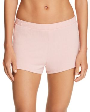 Phoenix Pajama Shorts, Mauvelous