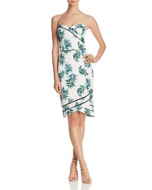 MINA STRAPLESS DRESS