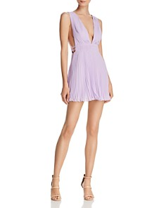 Fame and Partners - Briella Mini Dress - 100% Exclusive