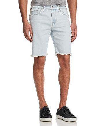 Joe's Jeans - Cutoff Regular Fit Bermuda Shorts