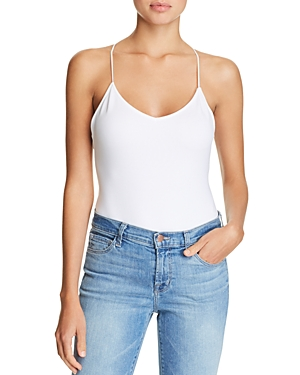 French Connection Kali Back-Strap Bodysuit