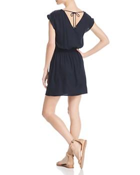 Vero Moda - Alva Embellished Shoulder Dress