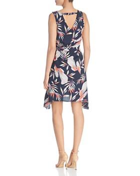 Vero Moda - Maharete Printed Flutter Dress