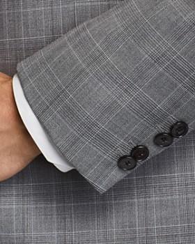 HUGO - Astian/Hets Slim Fit Tonal Plaid Suit Separates