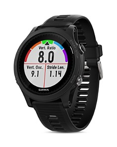 Garmin - Forerunner35 GPS Running Smartwatch, 47mm