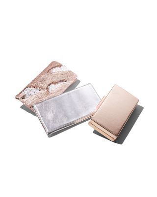 Sequin Foldover Clutch - 100% Exclusive