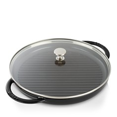 "Staub Cast Iron 10"" Round Steam Grill - Bloomingdale's Registry_0"