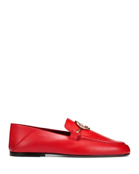 Via Spiga - Women's Abby Leather Loafers