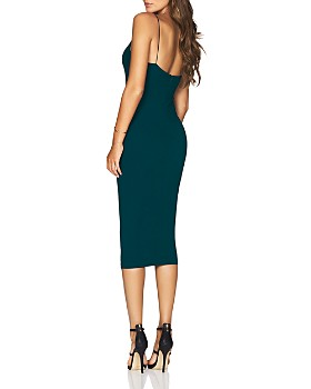 Nookie - Penelope One-Shoulder Midi Dress