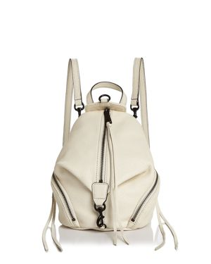 Rebecca Minkoff Julian Convertible Mini Leather Backpack 3133404