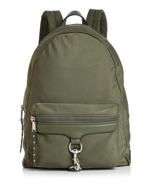 Always On Mab Backpack - Green in Olive