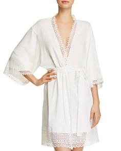 Flora Nikrooz - Edie Knit Short Robe