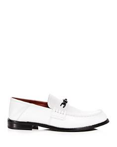 COACH - Women's Putnam Leather Moc Toe Loafers