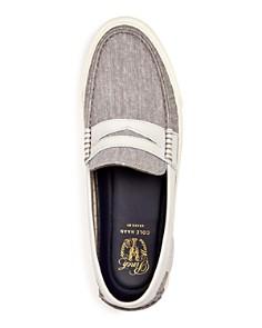 Cole Haan - Men's Pinch Weekender Luxe Moc Toe Penny Loafers