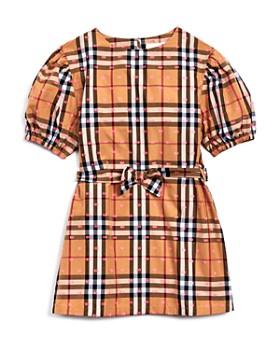 Burberry - Girls' Thelma Vintage Check Dress - Little Kid, Big Kid