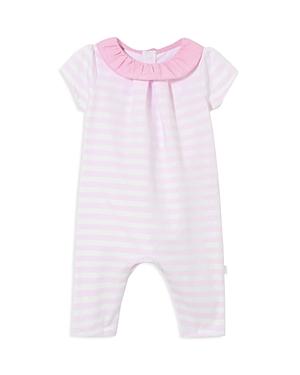 Jacadi Girls Striped Jumpsuit  Baby