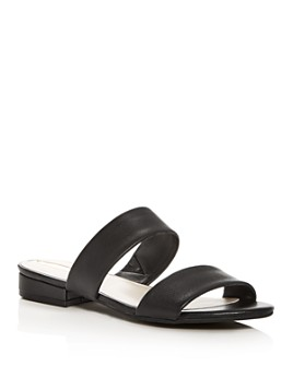 Kenneth Cole - Women's Viola Low-Heel Slide Sandals
