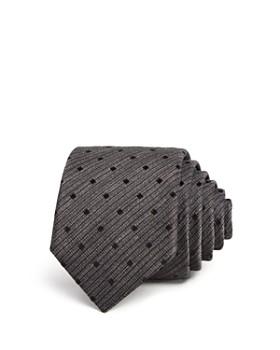 HUGO - Tonal Dot Skinny Tie