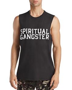 Spiritual Gangster Varsity Muscle Tank - Bloomingdale's_0