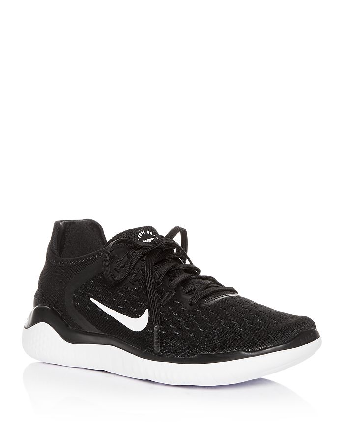 brand new 10fa0 3d7a4 Nike - Women s Free RN 2018 Lace-Up Sneakers