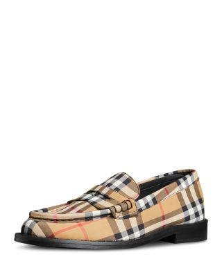 burberry loafers