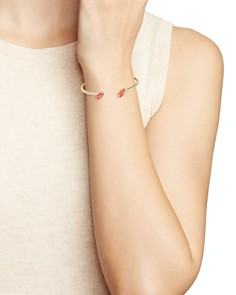 Kendra Scott - Jackson Simulated Opal Open Bracelet